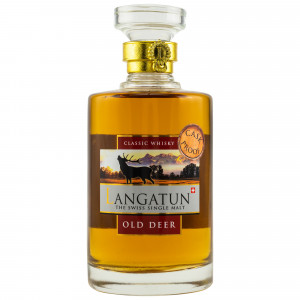 Langatun Old Deer Classic Cask Proof