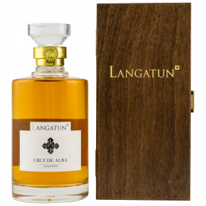 Langatun 2013/2020 Cruz de Alba Cask Finish Cask No. 447