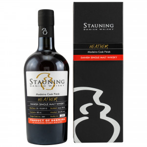 Stauning 2015/2020 - 4 Jahre Heather Madeira Cask Finish