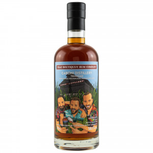 Caroni 22 Jahre Traditional Column Rum Batch 4 (That Boutique-y Rum Company) (Bottled for Kirsch Whisky)