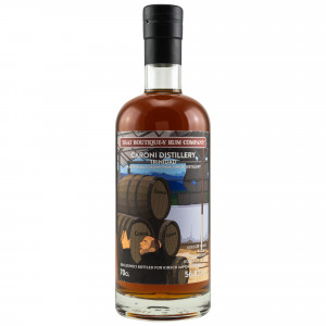 Caroni 23 Jahre Traditional Column Rum Batch 3 (That Boutique-y Rum Company) (Bottled for Kirsch Whisky)