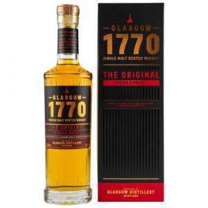 1770 Glasgow Single Malt Scotch Whisky - The Original