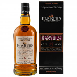 ElsBurn 2011/2020 - 8 Jahre Banyuls Single Cask No. 701