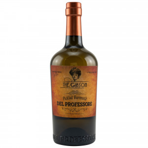 Pickled Vermouth del Professore / The Gibson