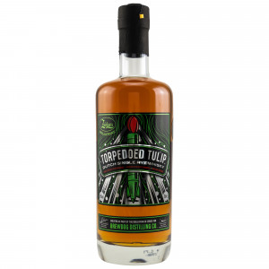 Zuidam Torpedoed Tulip Dutch Single Rye Whisky (Brewdog Boilermakers Series)