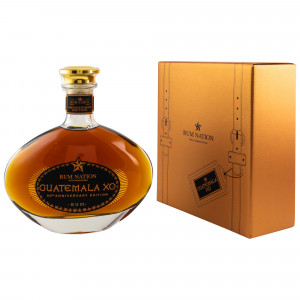 Rum Nation Guatemala XO 20th Anniversary Edition