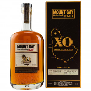 Mount Gay XO Triple Cask Blend