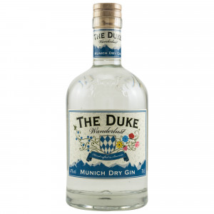The Duke Wanderlust Dry Gin (Bio)