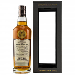 Aberfeldy 2003/2020 - 16 Jahre Refill Sherry Hogshead Cask Strength (G&M Connoisseurs Choice)