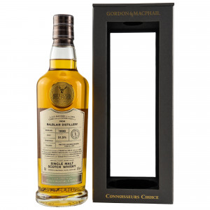 Balblair 1998/2020 - 21 Jahre First Fill Bourbon Barrel Cask Strength (G&M Connoisseurs Choice)