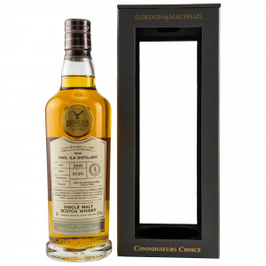 Caol Ila 2001/2020 - 18 Jahre First Fill Bourbon Barrel Cask Strength (G&M Connoisseurs Choice)
