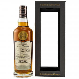 Caol Ila 1996/2020 - 23 Jahre Refill Sherry Butt Cask Strength (G&M Connoisseurs Choice)