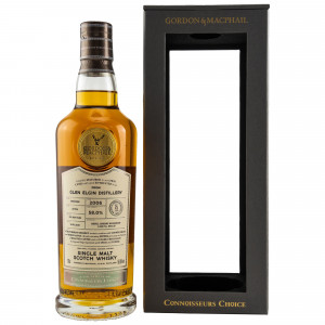 Glen Elgin 2006/2020 - 13 Jahre Refill Sherry Hogshead No. 802128 (G&M Connoisseurs Choice)