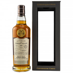 Glenburgie 1994/2020 - 25 Jahre Refill Sherry Hogshead Cask Strength (G&M Connoisseurs Choice)