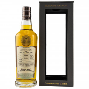 Caol Ila 2004/2020- 15 Jahre Cask Strength Cask No. 306618 (G&M Connoisseurs Choice)