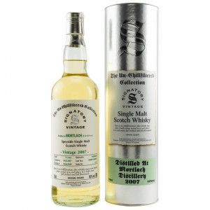Mortlach 2007/2020 13 Jahre Casks No. 304882+304894 (Signatory Un-Chillfiltered Collection)