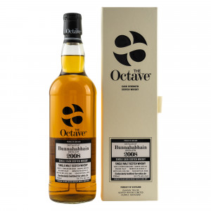 Bunnahabhain 2008/2020 - 11 Jahre The Octave Cask No. 3827343 bottled for whic.de (Duncan Taylor)