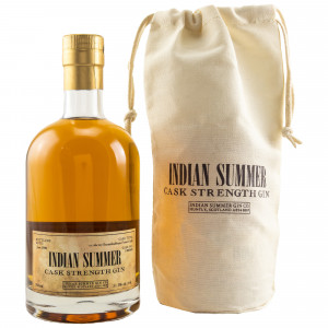 Indian Summer Cask Strength Gin Bunnahabhain Cask No. G802452