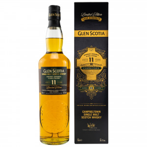 Glen Scotia 11 Jahre Sherry Double Cask Finish