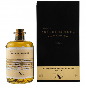 Tomatin 11 Jahre Single Cask No. 453 (Artful Dodger Whisky)