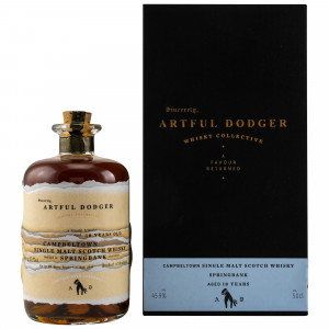 Springbank 18 Jahre Single Cask No. 646 (Artful Dodger Whisky)