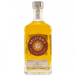 Gelstons 5 Jahre Irish Single Malt Whiskey Sherry Finish