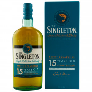 Singleton of Dufftown 15 Jahre - Fruity Decadence