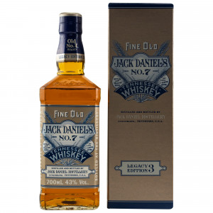 Jack Daniels Old No 7 Legacy Edition 3