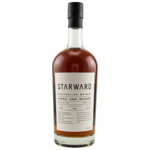 Starward Australian Single Malt Whisky Single Cask No. 1841