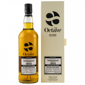 Dalmunach 2016/2020 - 4 Jahre - Single Cask No. 108825899 The Octave (Duncan Taylor)