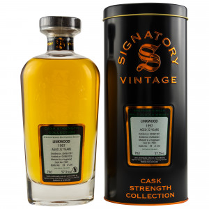 Linkwood 1997/2020 Cask No. 7569 (Signatory Cask Strength)