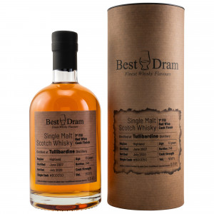 Tullibardine 2007/2020 - 13 Jahre Single Cask 800050 (Best Dram)