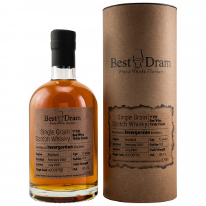 Invergordon 2007/2020 - 13 Jahre Single Cask No. 300875B (Best Dram)