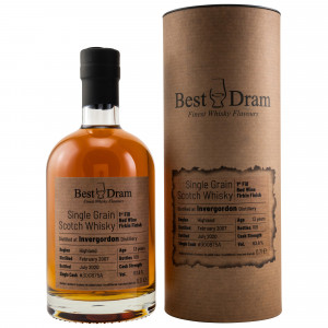 Invergordon 2007/2020 13 Jahre Single Cask  No. 300875A  (Best Dram)