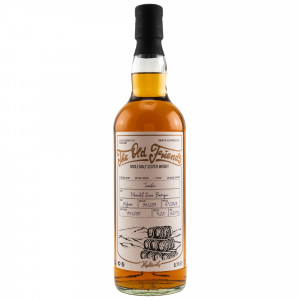 Tomatin 2011/2020 - 9 Jahre Moscatel Roxo Barrique No. 94/2011 (The Old Friends)