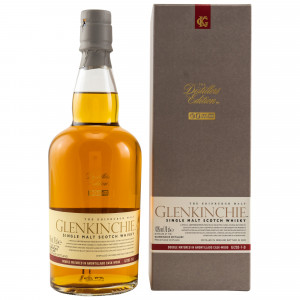 Glenkinchie Distillers Edition 2008/2020 Double Matured in Amontillado Sherry Casks