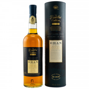 Oban Distillers Edition 2006/2020 Double Matured in Montilla Fino Casks