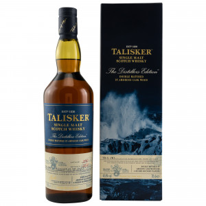 Talisker Distillers Edition 2010/2020 Double Matured in Amoroso Cask Wood