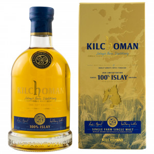 Kilchoman 100% Islay 10th Edition (2020)