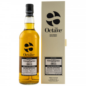 Glenallachie 2011/2020 - 9 Jahre The Octave Single Cask No. 3028849 (Duncan Taylor)