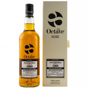 Invergordon 2009/2020 - 11 Jahre The Octave Single Cask No. 5227435 (Duncan Taylor)