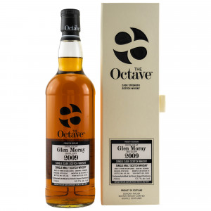 Glen Moray 2009/2020 11 Jahre The Octave Single Cask No. 7028869 (Duncan Taylor) (bottled for Kirsch Import)