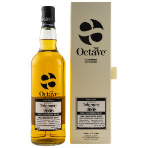 Tobermory 2008/2020 11 Jahre The Octave Single Cask No. 1626646 (Duncan Taylor) (bottled for Kirsch Import)
