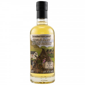 Glengoyne 9 Jahre - Batch 4 (That Boutique-Y Whisky Company)