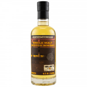 Islay #1 10 Jahre Batch 4 (That Boutique-y Whisky Company)