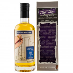 Penderyn 6 Jahre Batch 1 (That Boutique-Y Whisky Company)