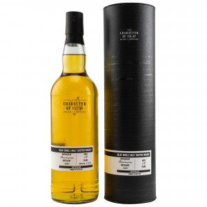 Bowmore 2001 - 18 Jahre Cask No. 11714 (The Character of Islay Whisky Company)