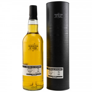 Bowmore 2001 - 18 Jahre Cask No. 11715 (The Character of Islay Whisky Company)