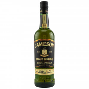 Jameson Stout Edition Craft Beer Barrel Finish