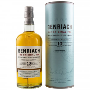 Benriach 10 Jahre The Original Ten Three Cask Matured